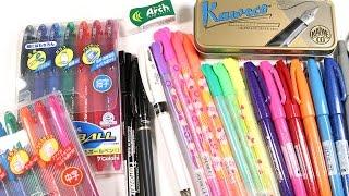 JetPens Haul - Pilot, Pentel, Kaweco, and Sakura pens