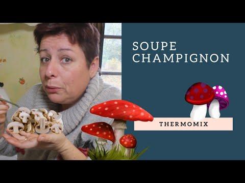 soupe-de-champignon-à-tomber-avec-thermomix