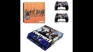 NEW Fortnite PS4 Sticker and controller Skin Sticker + Discount