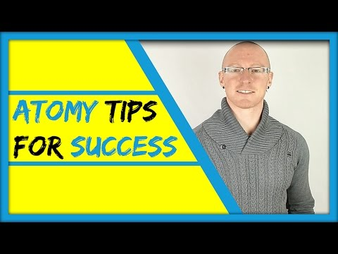 Atomy Marketing Plan – 3 Steps To Sell Atomy Products Online & Crush The Atomy Compensation Plan