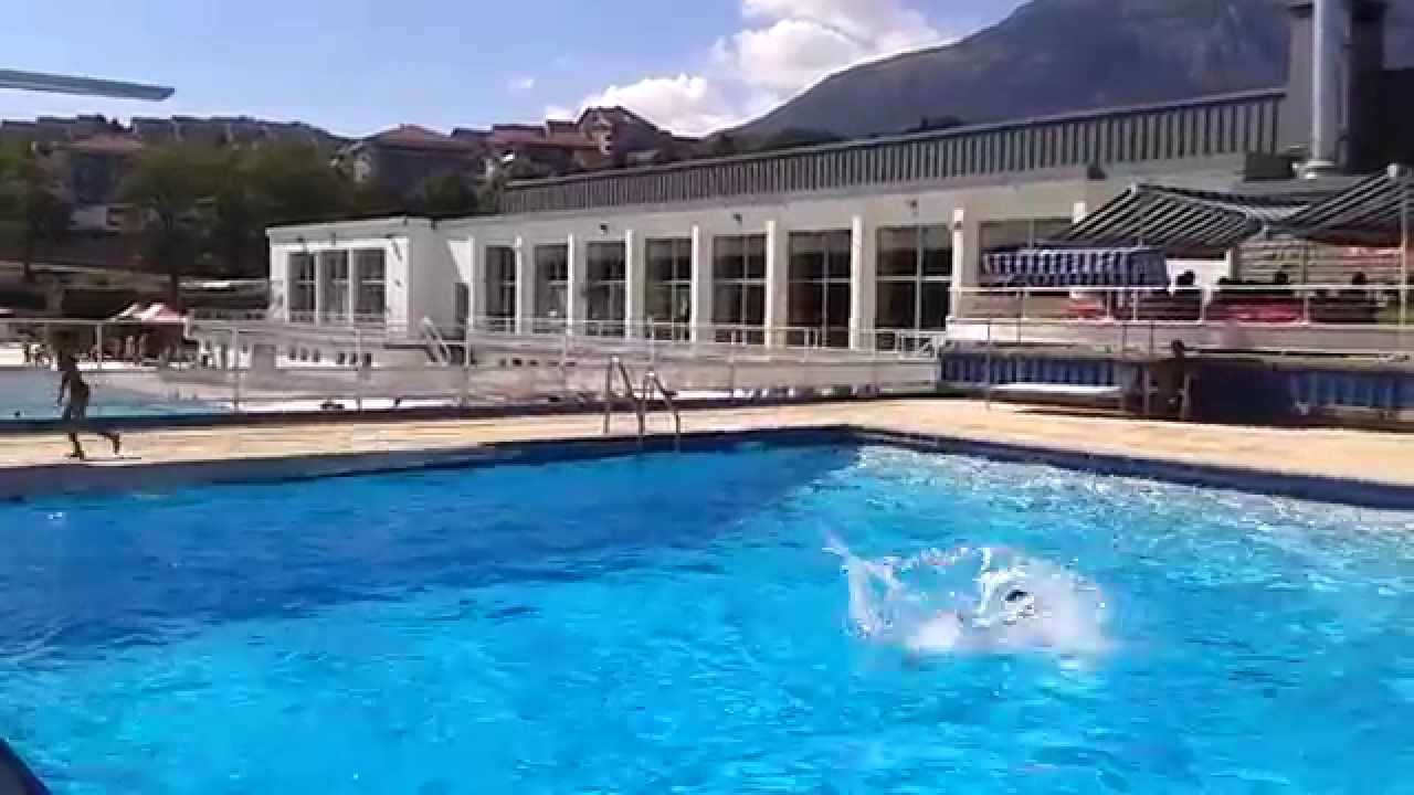 Quelques tricks a la piscine de gap youtube for A la piscine translation