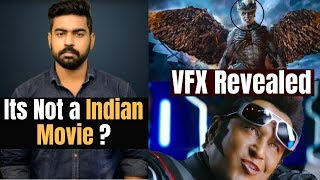 Robot 2.O is not an Indian Movie ! | VFX Revealed | Reaction | Story | Rajinikanth | Akshay Kumar