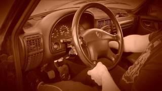 3 Первых практических урока автовождения