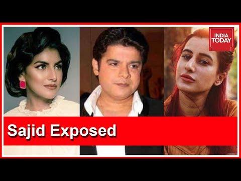Sajid Khan Exposed   #MeToo Revelations Of Saloni Chopra, Karishma Upadhyay & Rachel White Mp3