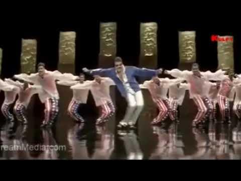 CHIRU Mashup Dance AWESOME steps (MEGASTAR)