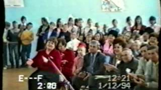 Открытие новой школы  1994 год