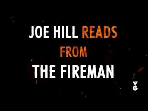 Joe Hill reads from The Fireman