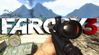 Far Cry 3 - Stealth Sniper Kills Gameplay