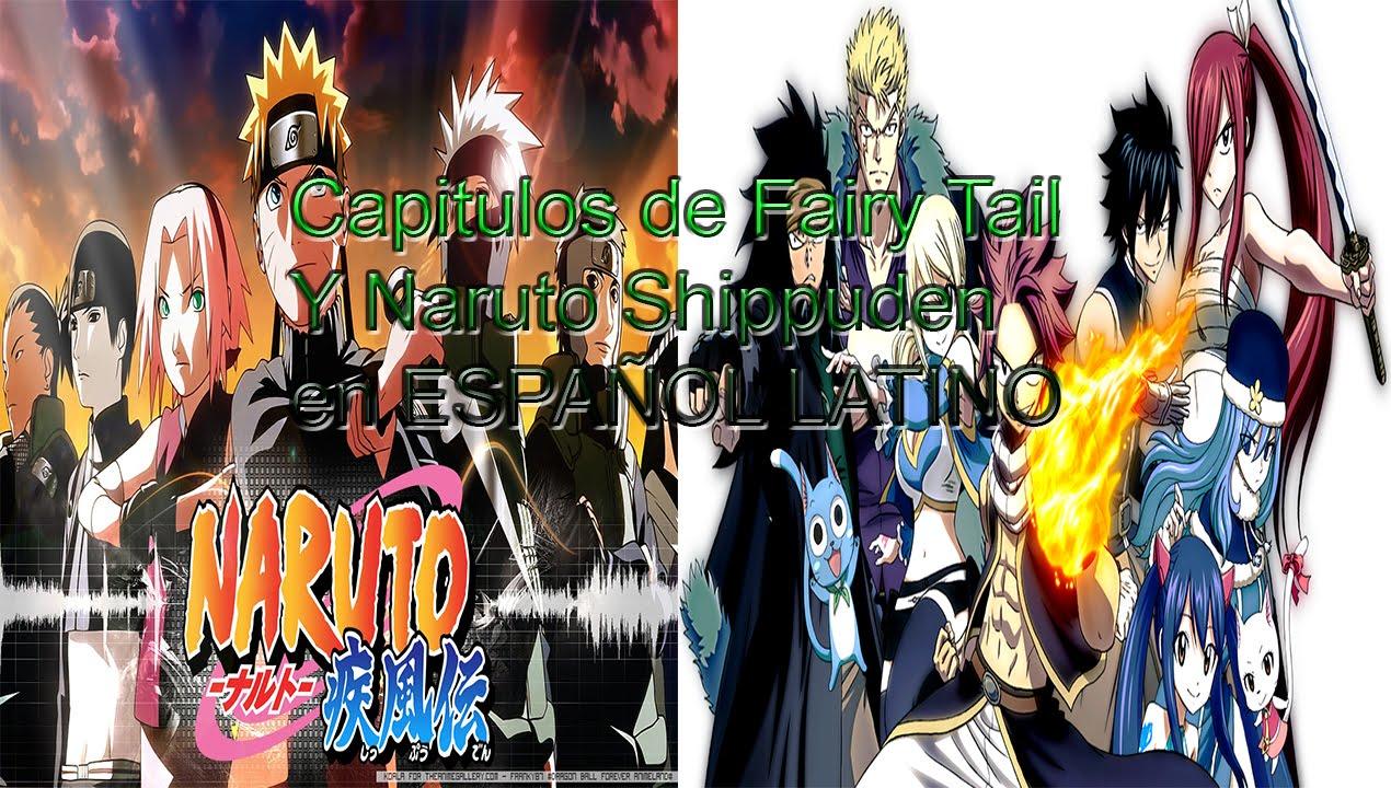 Ver Capitulos De Fairy Tail Naruto Shippuden Y Otros Animes En Español Latino Gratis Y Hd Youtube