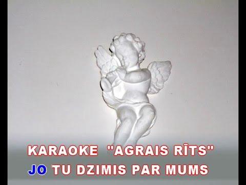 "Klusa nakts - karaoke ""Agrais rīts"" www.kar.lv"