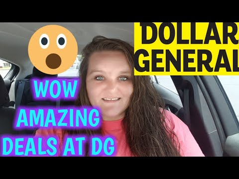 Amazing Deals At DOLLAR GENERAL MUST SEE