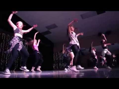 """Allison Barnes Choreography- """"Back It Up"""" By Sean Paul And Mr. Evil"""