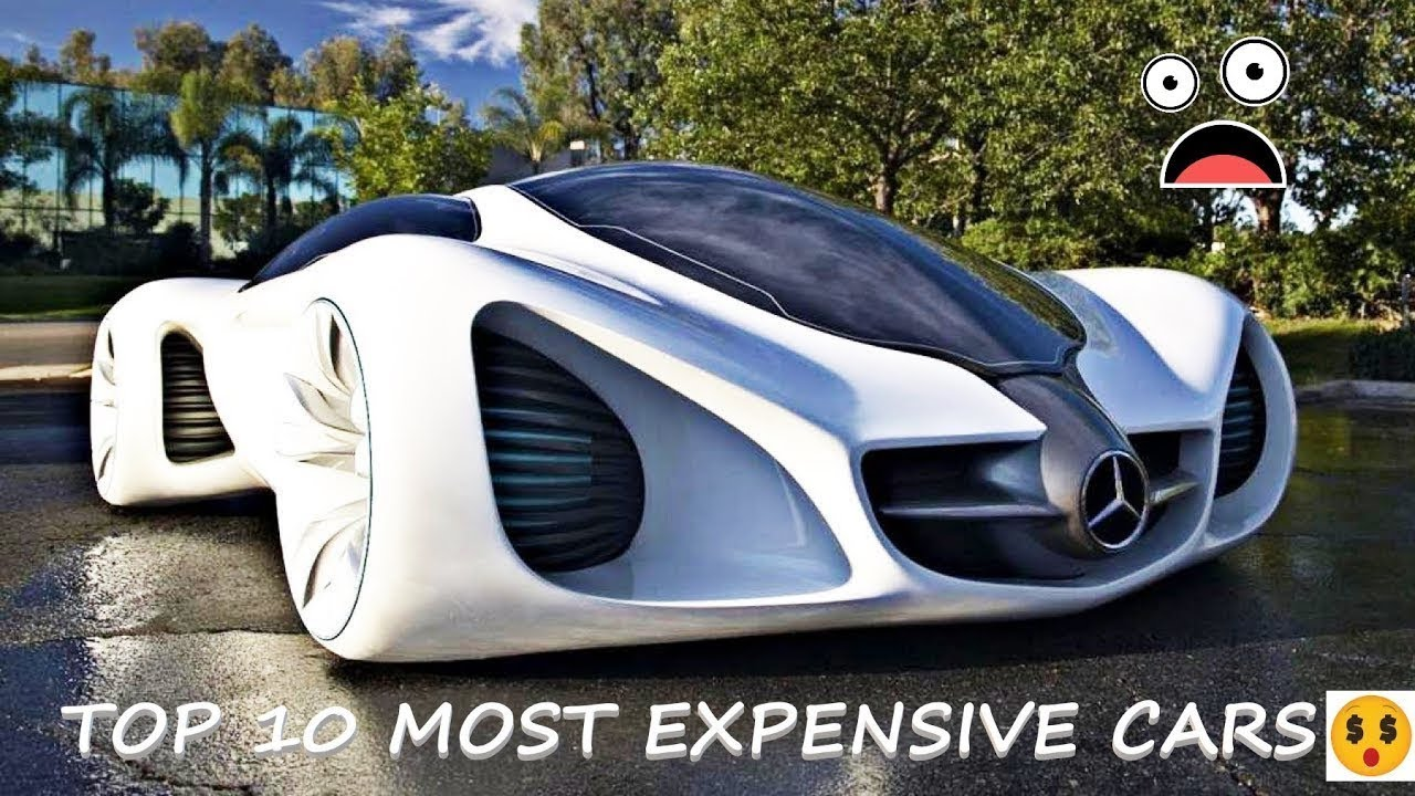 Top 10 Most Expensive Cars >> Top 10 Most Expensive Cars In The World 2020