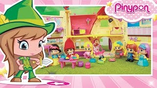 Probamos muchos vestiditos Pinypon a... ¡Peter Pan!