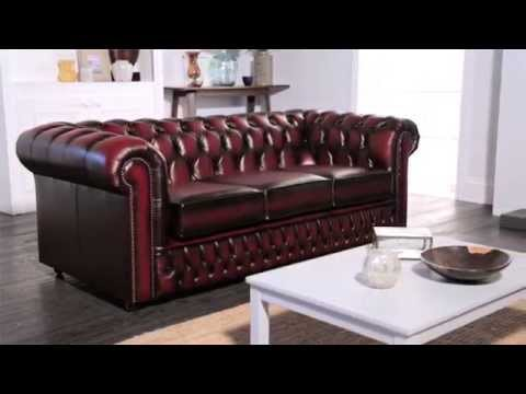 Chesterfield Sofa From Sofas By Saxon Youtube