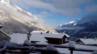 Cogne Valle d'Aosta. Pasqua 2014
