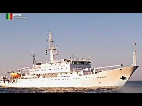 Portugal: Marine fängt russisches Schiff ab