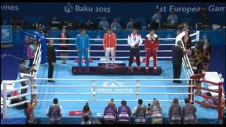 Haci Soltan Alizade Ильхам Алиев преподал урок этики на I Европейских Играх Баку 2015