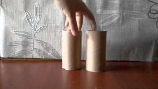 Как легко сделать стол со стульями для кукол млп