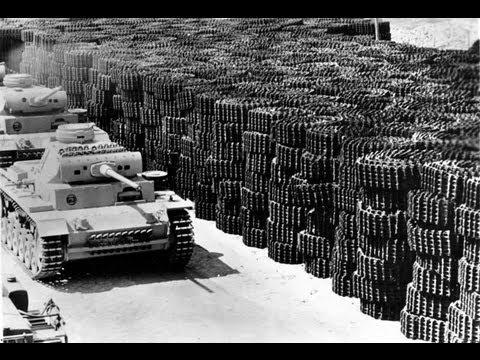 Бронетехника Второй Мировой Войны - Panzer III