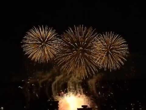 Celebration of Light 2013 THAILAND