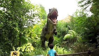 Video T-REX BIKIN ANAK KECIL MERENGEK | Ara & Petualangan Dinosaurus TMII download MP3, 3GP, MP4, WEBM, AVI, FLV September 2019