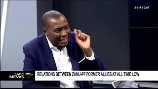 Talking Zimbabwe politics with Jealous Mawarire