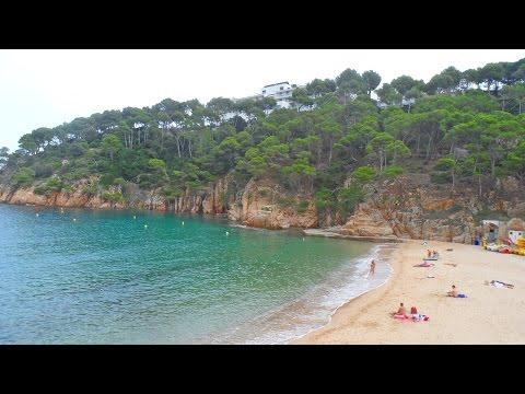 Playas Aiguablava, Aigua Xelida e Platja Fonda - Costa Brava