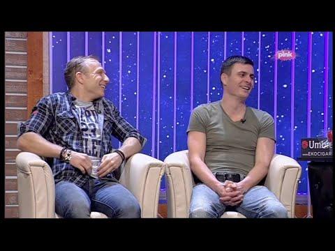 Ami G Show S08 - Kontrakviz - Milan Kalinic i Vuk Kostic