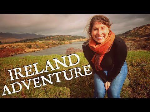 IRELAND SOLO ROAD TRIP ADVENTURE! | PART 2