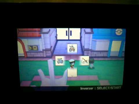 Test Pokémon Rubis Oméga et Saphir Alpha