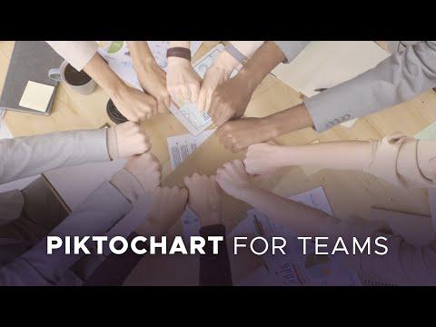 Piktochart For Teams