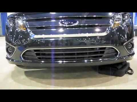 2010 Ford Fusion Hybrid In Depth Interior And Exterior Overview