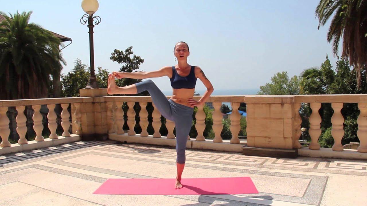 бесплатно видеоурок по энергетической йоге