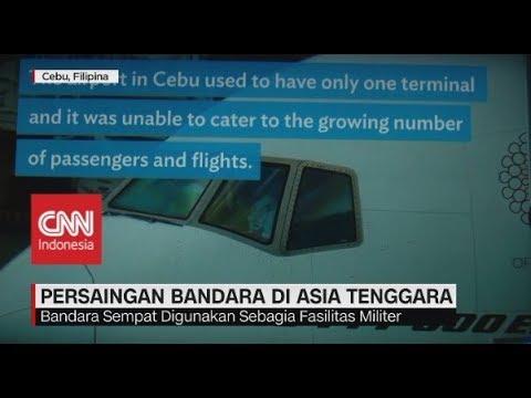 Bangun Infrastruktur Bandar Udara, Filipina Butuh Dana Besar