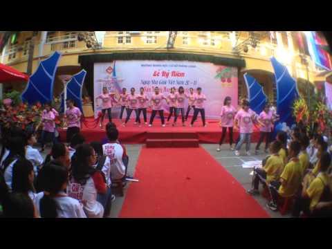 [9A3-THCS THĂNG LONG] Happy Flashmob