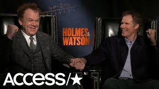 Will Ferrell & John C. Reilly Would Host The Oscars If… | Access