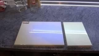 фасады МДФ- технология окраски  хамелеон эффект(, 2013-11-25T09:39:20.000Z)