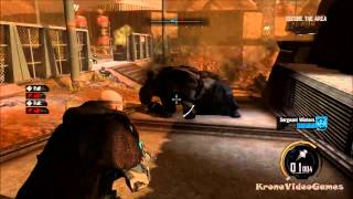 Red Faction: Armageddon Gameplay PC HD