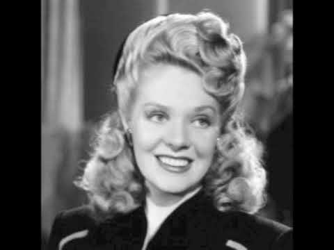 I May Be Wrong (But I Think You're Wonderful) (1948) - Alice Faye