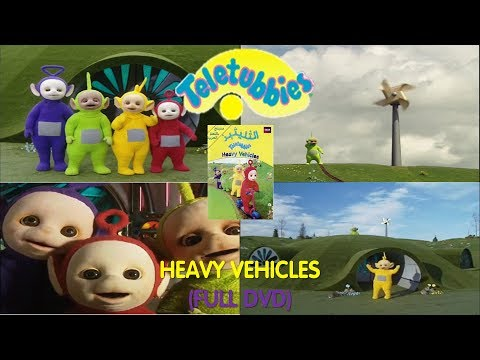 Teletubbies: Heavy Vehicles (Dad's Lorry and Washing the Bus)