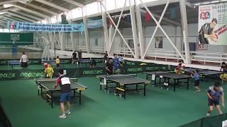 Турнир Клуба с участием теннисистов Монголии 2014
