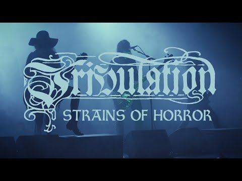 "Tribulation ""Strains of Horror (Live at Södra Teatern)"" (OFFICIAL)"