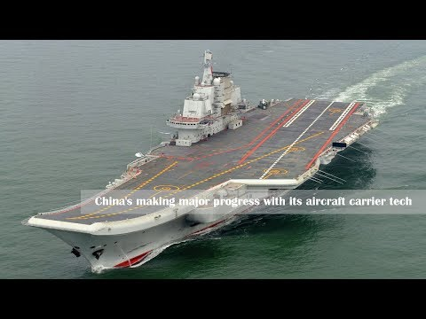CHINESE MILITARY TO DEVELOP THIRD AIRCRAFT CARRIER AFTER TECHNOLOGY BREAKTHROUGH
