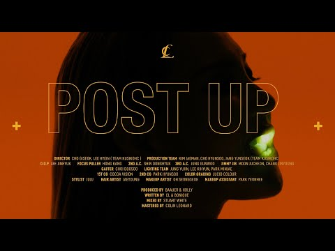 CL +POST UP+ Official Video