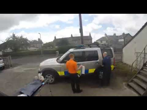 BSAR Land Rover Discovery 3 refit