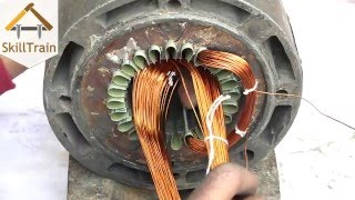 Rewinding the Motor (Part-1) (Hindi) (हिन्दी)