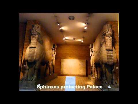 Nineveh of Assyria and Sennacherib