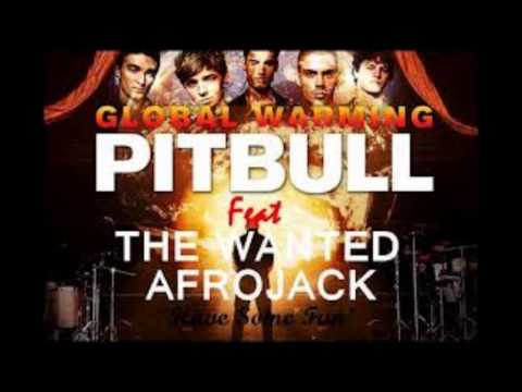 Pitbull ft. Afrojack & The Wanted - Have Some Fun