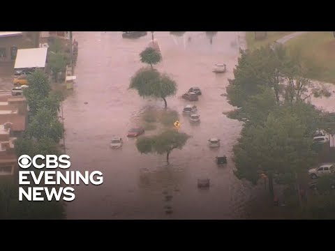 Remnants of Hurricane Rosa cause flooding in Phoenix